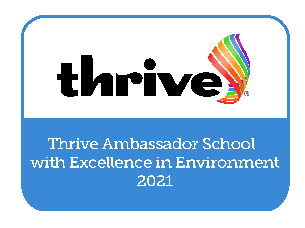 Thrive Excellence in Environment 2021 - print version